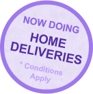 Now doing home deliveries